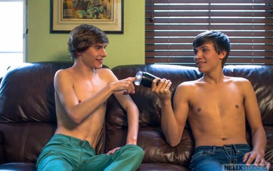 Cooper Steel and Jacob Dixon