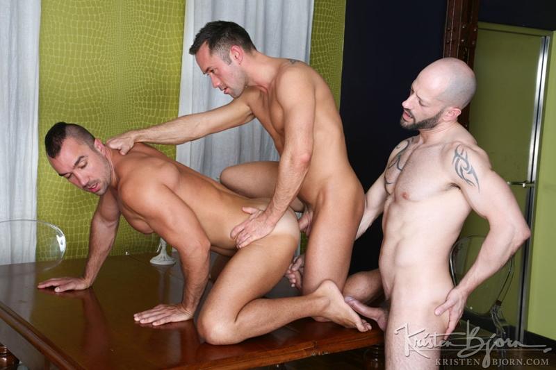 kristen bjorn  Manuel Olveyra, Caleb Ramble and Rainer