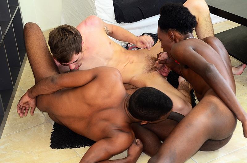 staxus  Alex Mendez, Billy Ricardo and Lucas Owens
