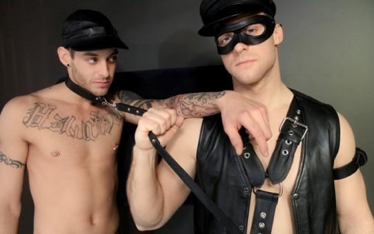Ben Rose and Gabriel Clark