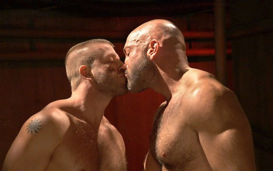 Jesse Jackman and Hunter Marx for Titan Men