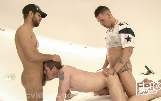 C.U.M. from Eric Videos starring Teddy, Hunter, Eric, Karim and Alejando