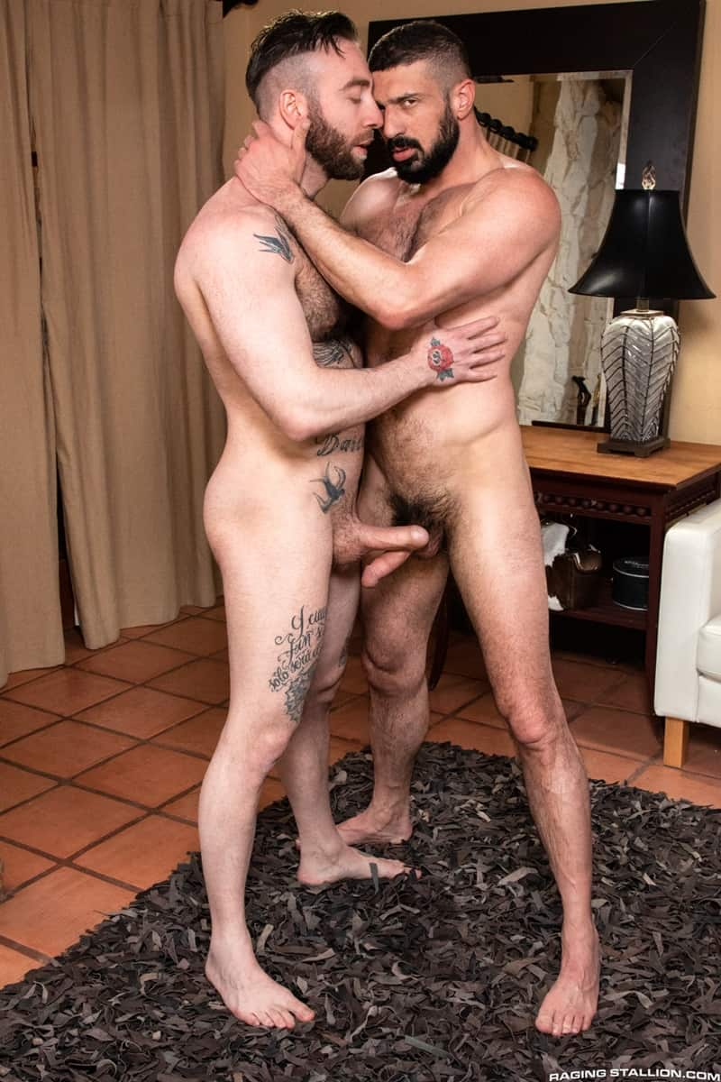hairy hunks marco napoli and manuel scalco hardcore ass